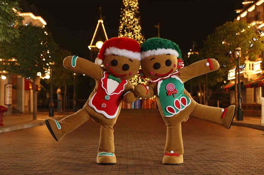 迪士尼圣诞嘉年华主题派对